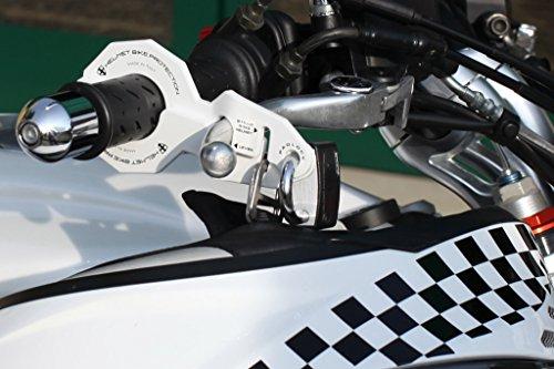 Antirrobo para el casco de tu moto