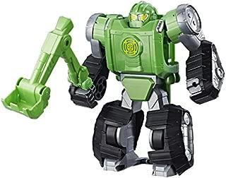Super Hero Adventures Transformers Rescue Bots: Converting Quick Dig Boulder 10
