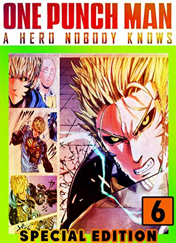 One Punch Man Hero Knows: Collection 6 Adventure Shonen Action Manga Graphic Novel One Punch Man (English Edition)