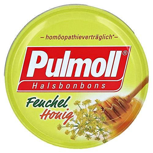 Pulmoll Halsbonbons Fenchel-Honig, 75 g Bonbons