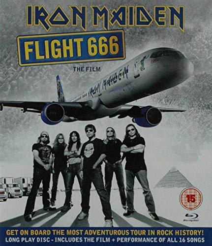 Iron Maiden: Flight 666 Blu-ray