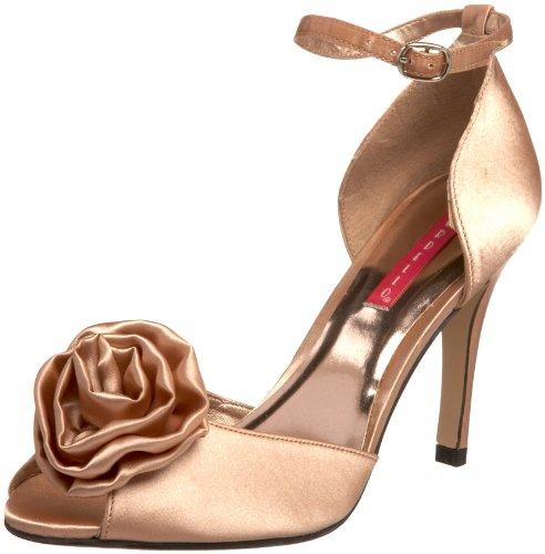 Bordello Rosa-02 Sexy Burlesco Zapatos de tacón Alto Mujer