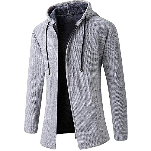 Suéteres de los hombres de la capa gruesa casual delgado clásico mantener caliente hombres primavera otoño sombreros