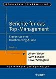 Berichte für das Top-Management: Ergebnisse einer Benchmarking-Studie