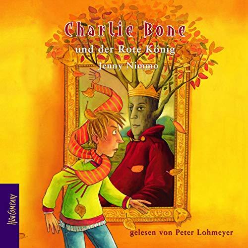 Charlie Bone und der rote König cover art