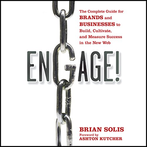 Engage! audiobook cover art