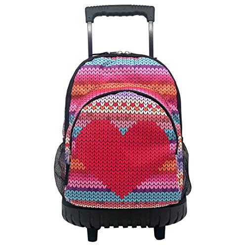 Toy Bags Trolley, kompakt, Unisex, Erwachsene, mehrfarbig, 36 x 46 x 20 cm