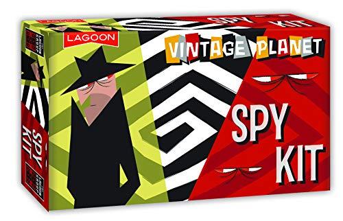 Lagoon Group Spy Kit - geheimagenten ausrüstung