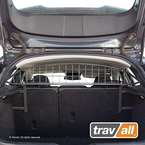 Travall® Guard Hundegitter TDG1385 - Maßgeschneidertes Trenngitter in Original Qualität