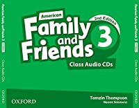 American Family and Friends: Level Three: Class Audio CDs: Supporting all teachers, developing every child