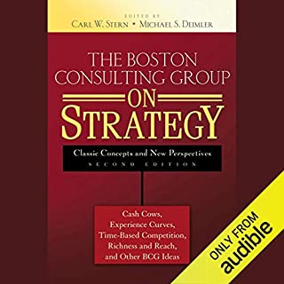 The Boston Consulting Group on Strategy: Classic Concepts and New Perspectives, 2nd Edition Titelbild