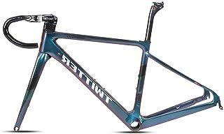 T900 Bicycle Carbon Frame 700 * 28C C Brake BB86*46Mm Carbon Road Bike Frame Bicycle Racing Frameset Handlebar Stem Made E...