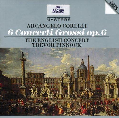 The English Concert, Trevor Pinnock & Arcangelo Corelli