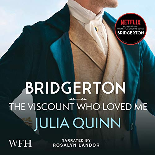 Bridgerton: The Viscount Who Loved Me cover art