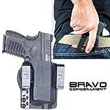 Bravo Concealment: Springfield XDS (4.0') .45acp IWB DOS Gun Holster