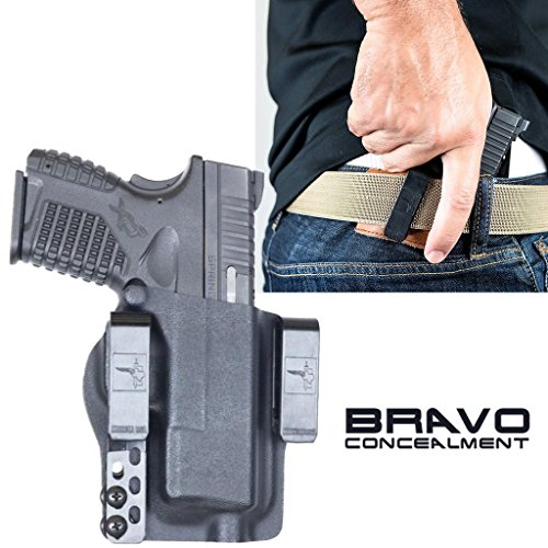 Bravo Concealment: IWB DOS Gun Holster