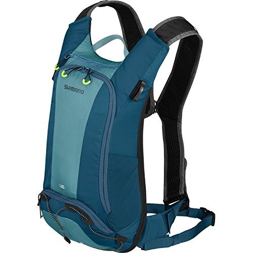 SHIMANO Unzen II Trail Backpack 6l Aegean Blue 2019 Rucksack