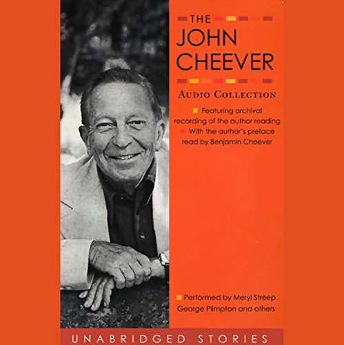 The John Cheever Audio Collection (Unabridged Stories) cover art