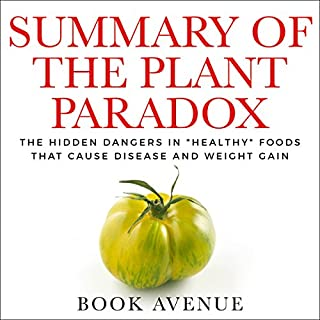Summary of The Plant Paradox audiobook cover art