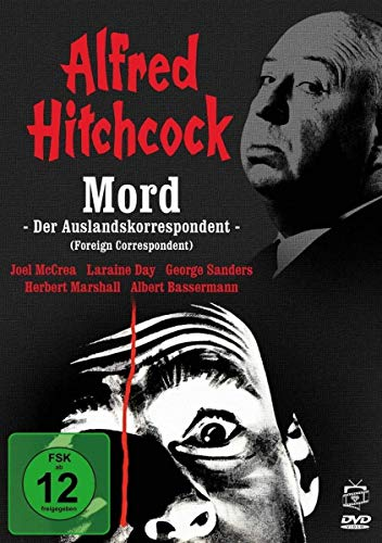 Alfred Hitchcock: Mord - Der Auslandskorrespondent [2 DVDs]