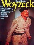 Woyzeck - Klaus Kinski - Filmposter A3 29x42cm gerollt