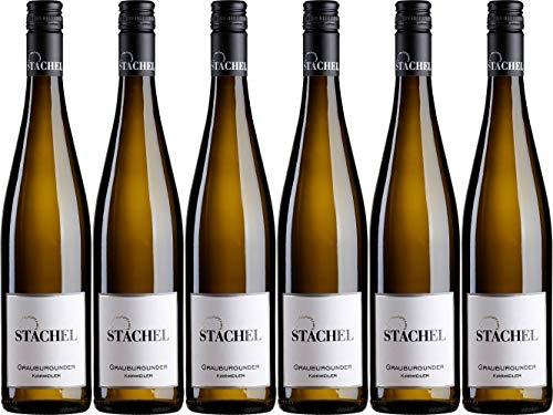 Erich Stachel Grauer Burgunder Kirrweiler 2019 Trocken (6 x 0.75 l)