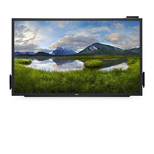 DELL C5518QT 138,7 cm (55 inch) monitor (VGA, HDMI, USB, reactietijd 8 ms) zilver/zwart