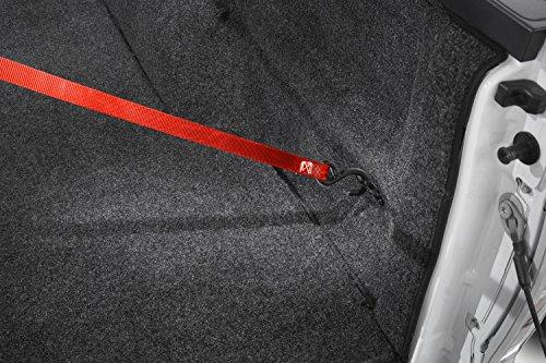 BedRug Full Bedliner BRQ15SBK fits 15+ F-150 6.5' BED