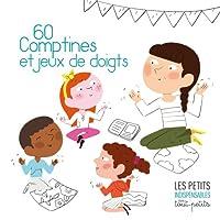 60 Comptines & Jeux De Doigts