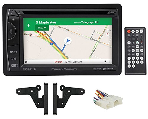 Navigation/GPS/DVD Bluetooth Receiver w/Mobilelink for 2004-2006 Scion XA