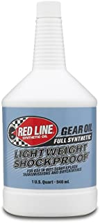 Red Line 58404 Lightweight Shockproof Gear Oil  - 1 Quart Bottle