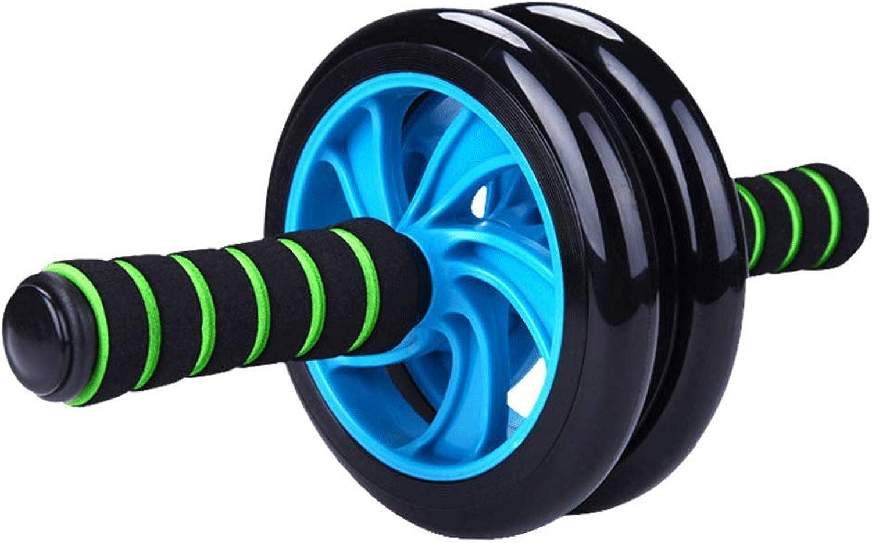 Silent AntiSlip Belly Wheel Sponge Handle Training Equipment  33 × 14.5 cm