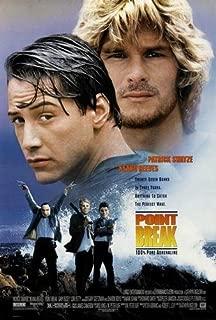 Point Break Movie Poster 11x17 Master Print