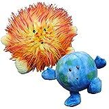 Celestial Buddies Earth Buddy & Sun Buddy Learning Science Astronomy Space Solar System Educational Plush Toy