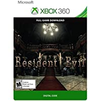 Resident Evil HD Remaster for Xbox 360 (Download)