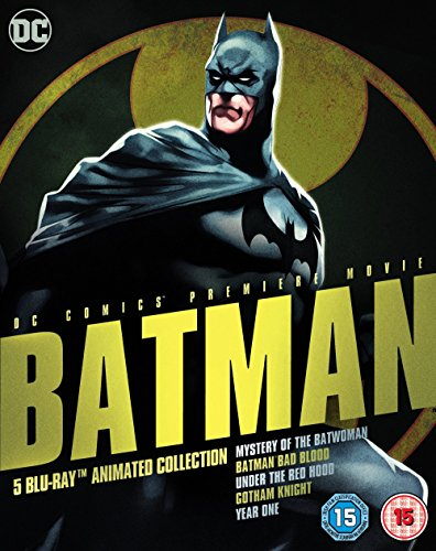 Batman: Animated Collection [Blu-ray] [2016] UK-Import, Sprache-Englisch