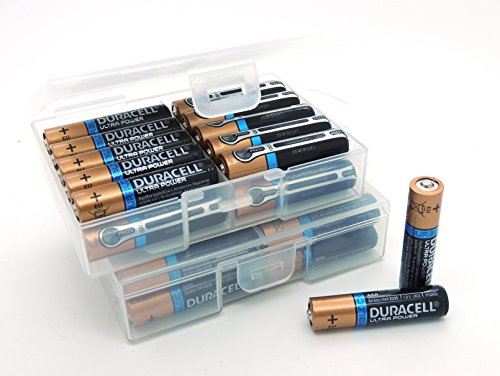 48 Batterien (2x24) Duracell Ultra Power AAA Micro LR03 Alkaline in Flachbox