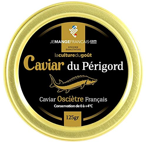 caviar oscietre leclerc