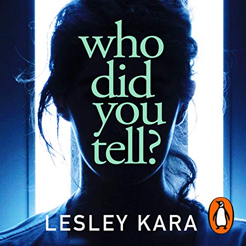 Who Did You Tell? cover art