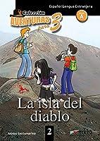 Aventuras para 3: La isla del diablo + Free audio download (book 2)