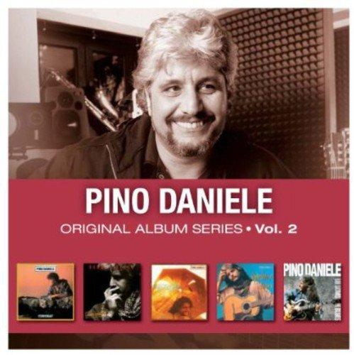 Original Album Series: Pino Daniele Vol. 2 [Box Set - 5 CD Rhino]