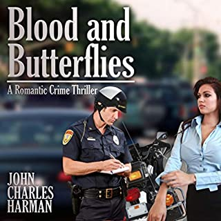 Blood and Butterflies audiobook cover art