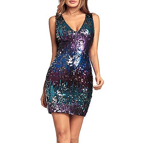 Lista de los 10 más vendidos para lentejuelas vestido