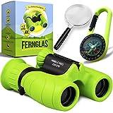 Fernglas für Kinder - Mit starker Vergrößerung 8 X 21 – Das Optimale Geschenk für kleine...