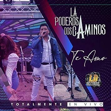 Te Amo (Live Version)