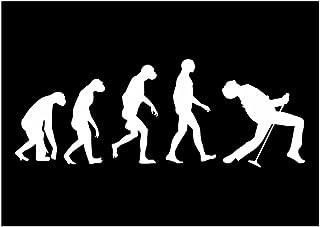 Eddany Singer Evolution Pack of 4 Stickers