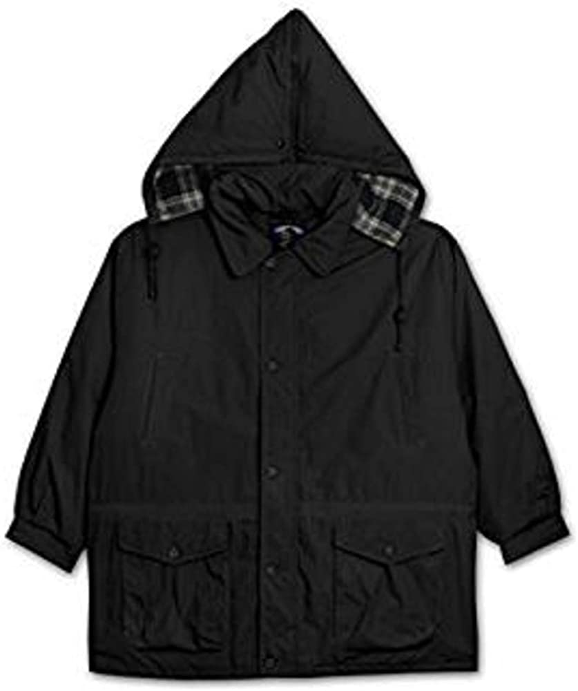 Big and Tall Outerwear Parka Coats up to Size 10X