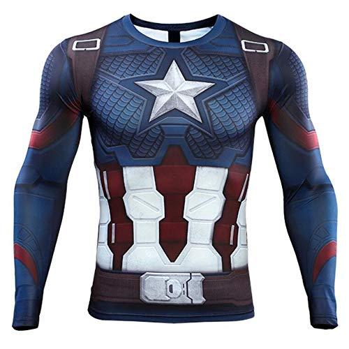 - Muskel Mann Shirt Kostüme