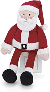 Bearington Baby Santa Claus Christmas Plush Stuffed Toy, 16 inches