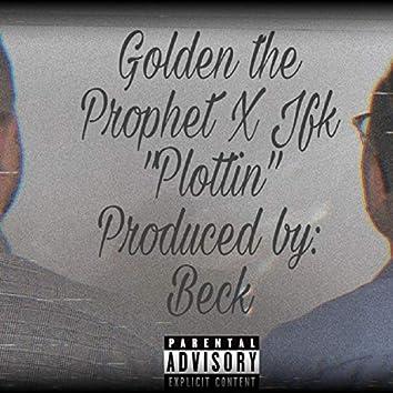 Plottin' Golden the Prophet (feat. JFK)